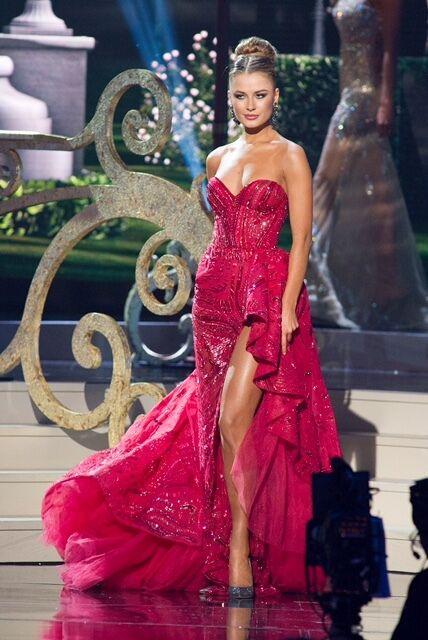 """Украинка на конкурсе вопросов """"Мисс Вселенная"""" призвала поддерживать украинскую армию"""