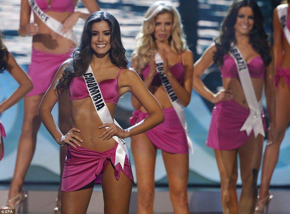 """Украинка вошла в тройку самых красивых на конкурсе """"Мисс Вселенная 2015"""""""