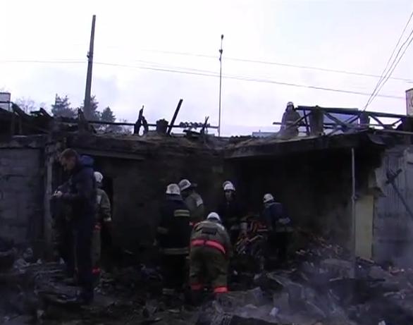 При взрыве в Киеве погибли два человека