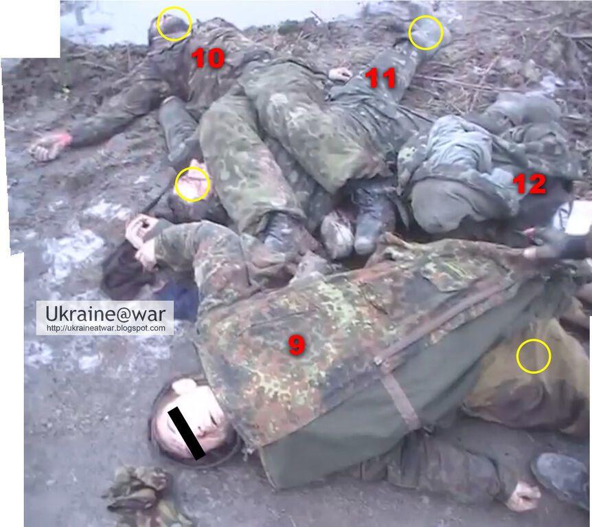 Оккупанты казнили украинских военнопленных в селе Красный партизан – блогер