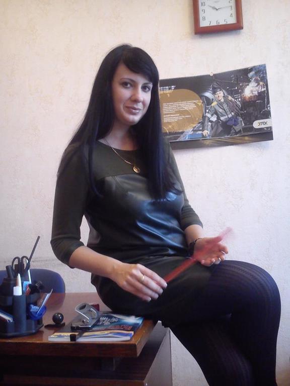В Бердянске главой отдела образования стала фанатка Кобзона и Ленина: фото новоиспеченной чиновницы
