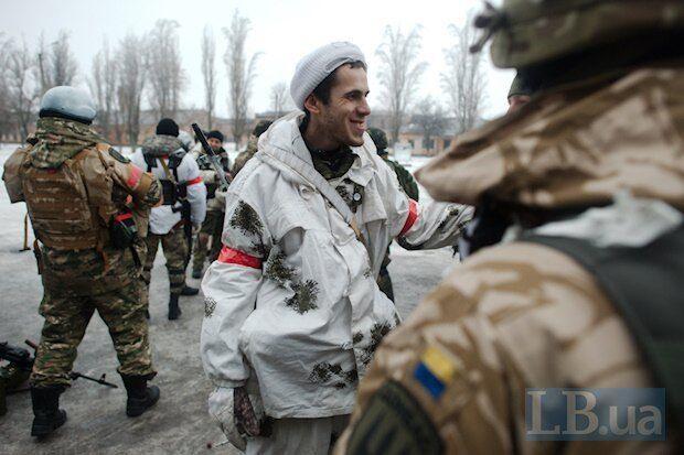 Бойцы АТО зачистили село от террористов вблизи 29 блокпоста: опубликованы фото и видео