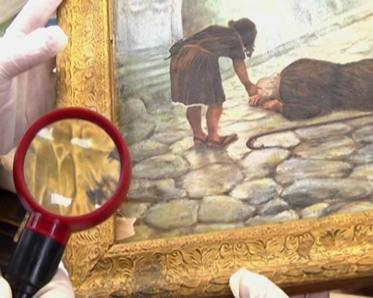 На Киевщине воры похитили картины на 15 миллионов гривен: опубликованы фото