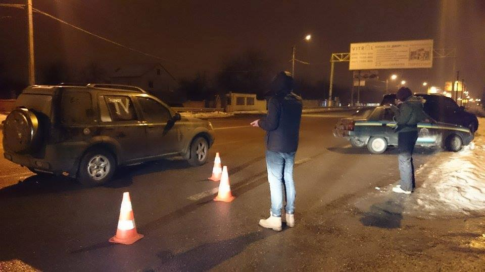 Милиция нашла причину избиения журналиста на посту ГАИ в Харьковской области