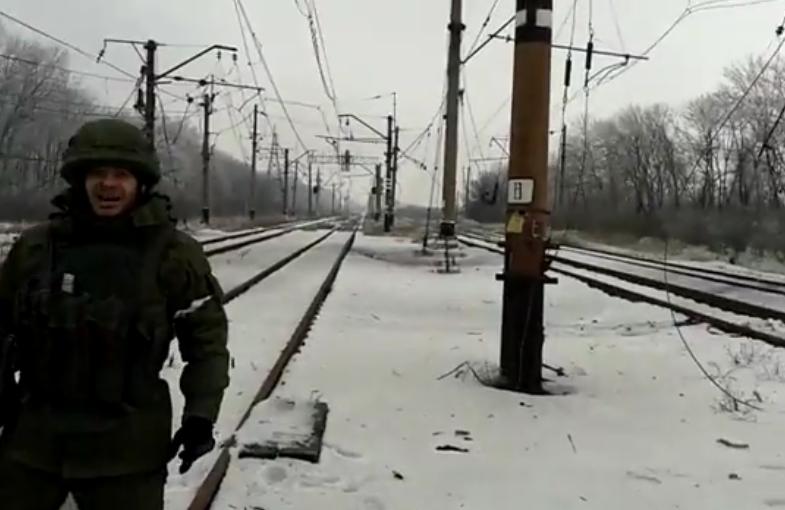 """""""Россия с нами!"""": оккупанты даже не в курсе, где они воюют. Видеофакт"""