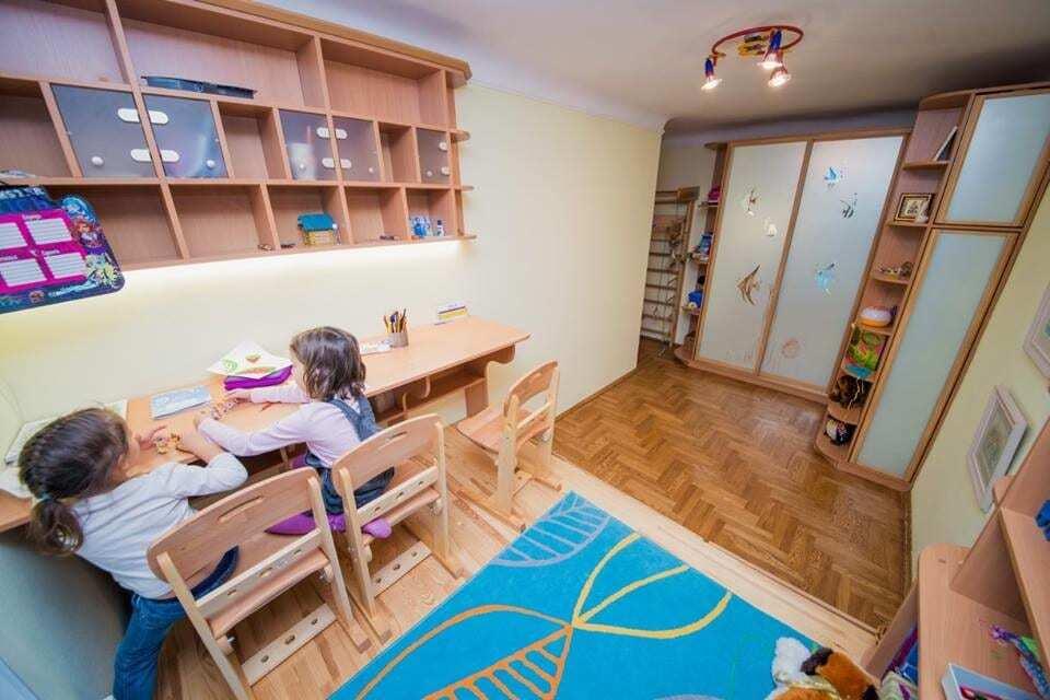 """Как разместить 3-х детей в одной комнате: удивительное решение """"ребуса"""""""