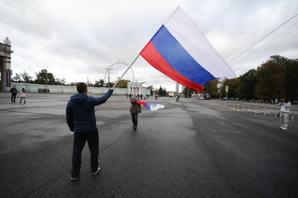 """Деньги закончились: в Москве с треском провалилась """"акция патриотов"""""""