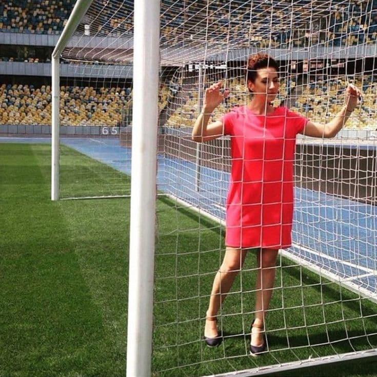 Дівчата дня: найефектніші футбольні красуні України