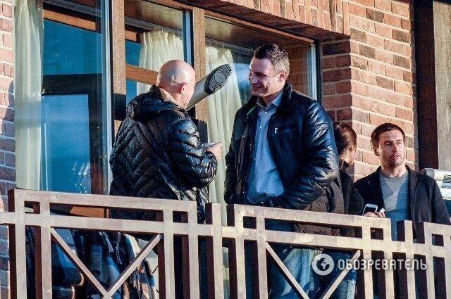 Вікенд українських політиків: як провели вихідні Кличко і Тарута