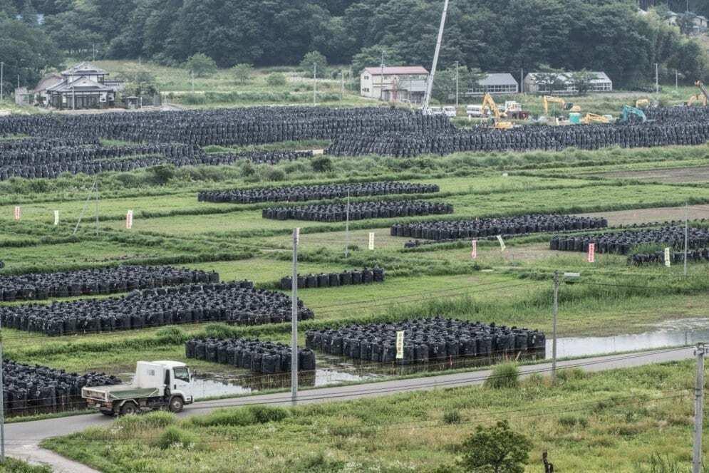 """Пустота, тишина и города-призраки: фоторепортаж из зоны поражения АЭС """"Фукусима-1"""""""