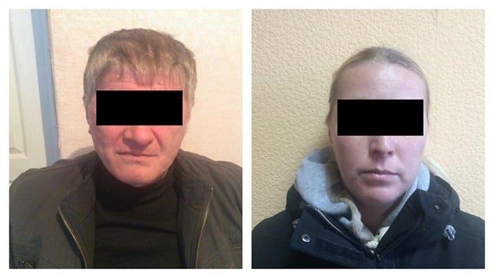 """На Донбасі впіймали """"співчуваючих терористам"""": фото зрадників"""