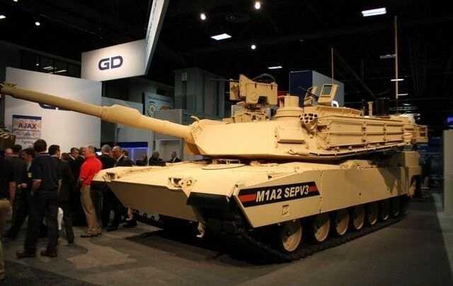 Американці показали свій новий надпотужний танк: фотофакт