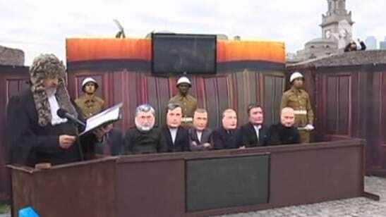"В Москве устроили ""суд"" над Ярошем, Саакашвили и Коломойским"