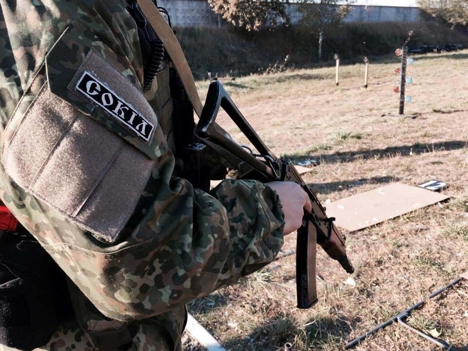У МВС показали, як американці тренують українських спецназівців