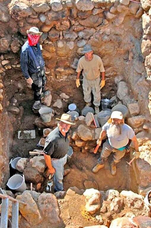 """Археологи знайшли легендарне """"місто гріха"""" Содом"""