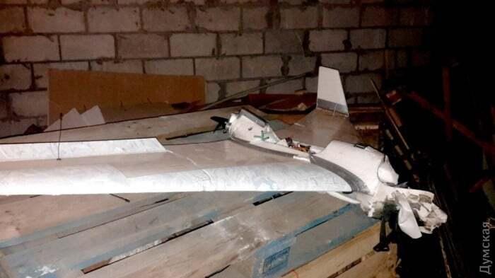 """Долітався! Під Маріуполем захопили російський безпілотник, який """"здав"""" свого господаря: фото і відеофакт"""