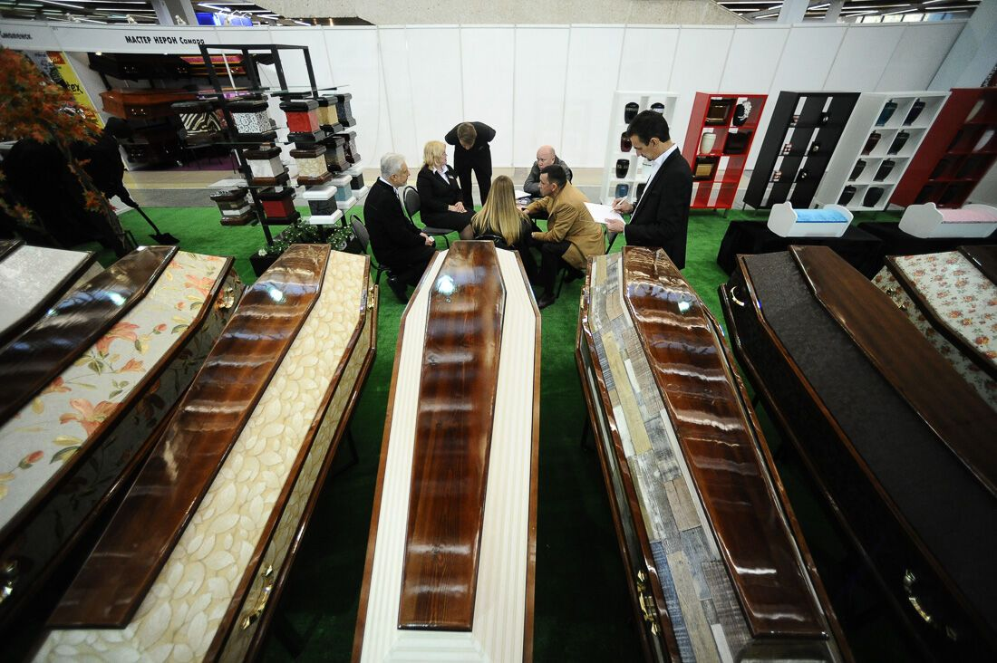 Выбирайте себе гроб