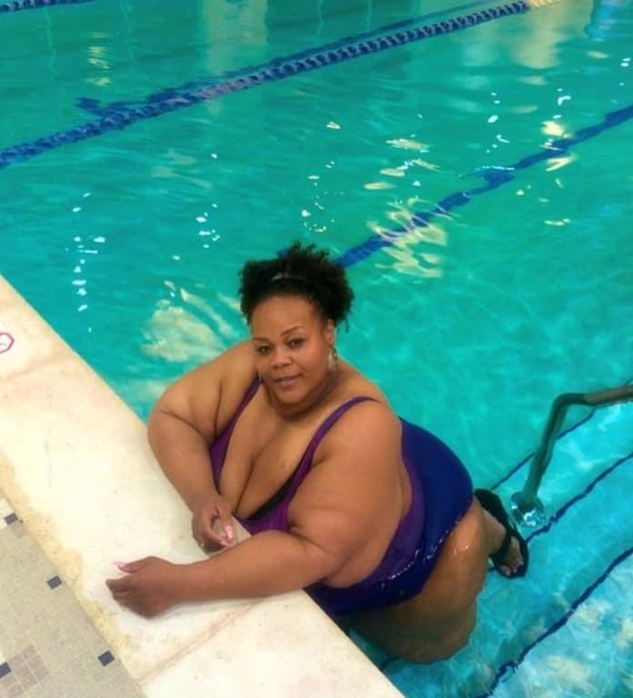Найтовстіша жінка у світі скинула 230 кг: фотофакт