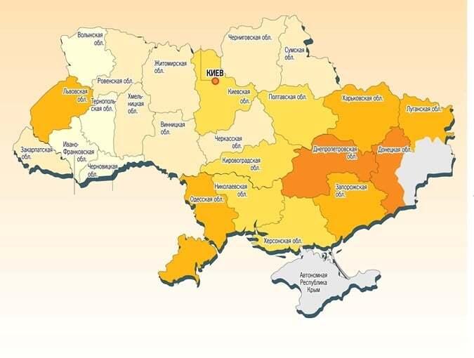 Названо найкримінальніші регіони України: опублікована інфографіка
