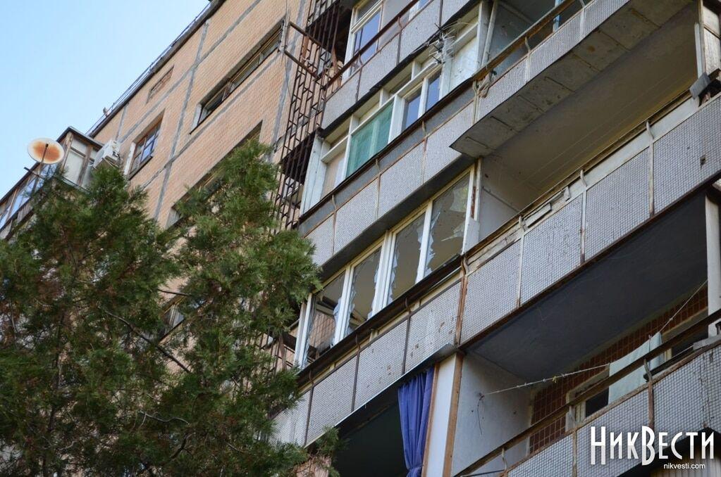 У Миколаєві в квартирі від вибуху гранати постраждав чоловік: опубліковані фото