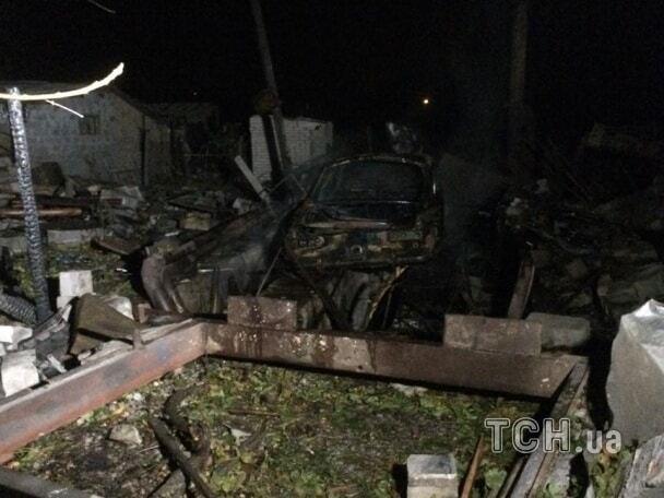 Вибух газа під Києвом: опубліковані подробиці і фото наслідків НП