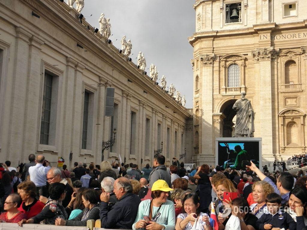 Как попасть на аудиенцию к Папе Франциску: репортаж из Ватикана