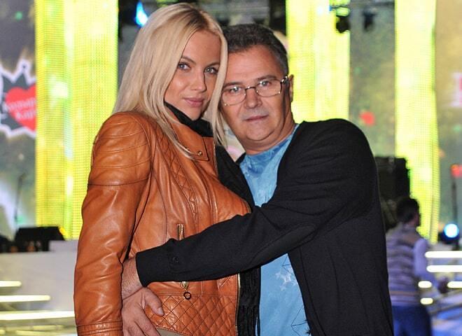 54-летний Юрий Фалеса разводится с 26-летней женой