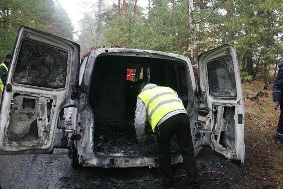 На Чернігівщині пограбували інкасаторів ПриватБанку: є загиблі