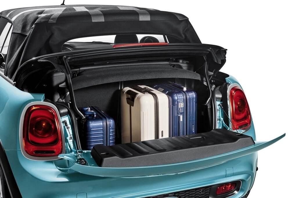 Готовимся к лету: у Mini появился кабриолет