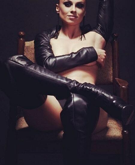 "Красотка из ""Nikita"" завела блог для любителей садо-мазо"