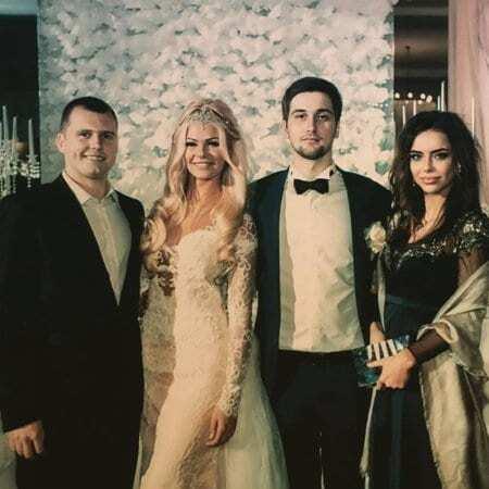 В Ужгороде отгуляли VIP-свадьбу сына украинского певца
