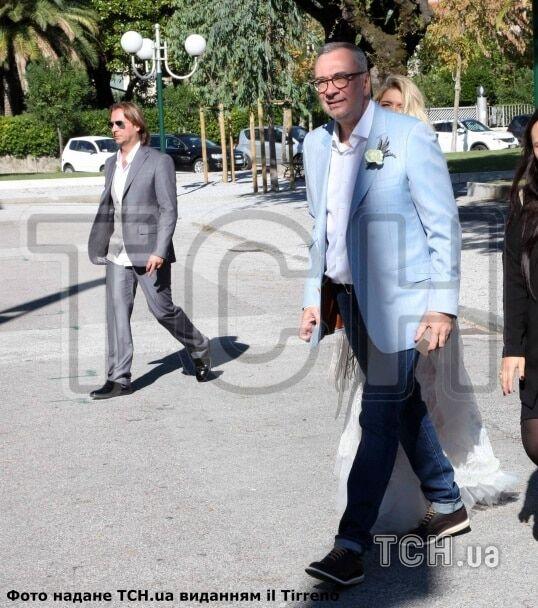 З'явилися нові фото і відео з весілля Меладзе і Брежнєвої