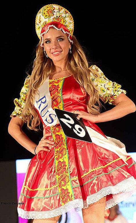 Українка, яка представляла Росію на світовому конкурсі краси: це було для мене справжнім пеклом