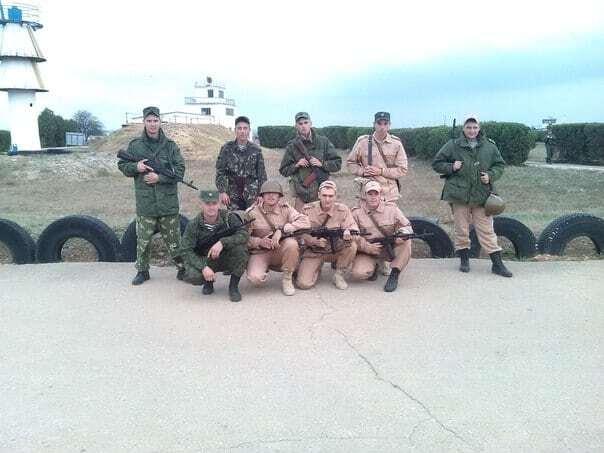 Россия готовит в Крыму солдат для наземной операции в Сирии