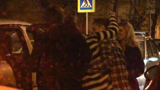 Муж Екатерины Климовой развлекся на вечеринке с незнакомкой