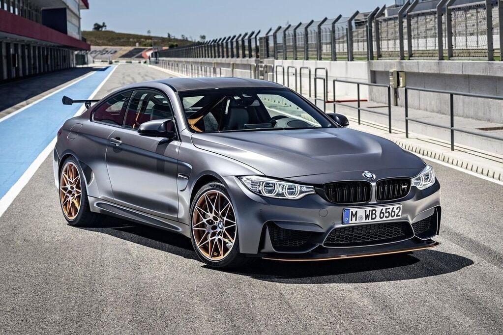 Токийский автосалон: BMW привез скоростного монстра