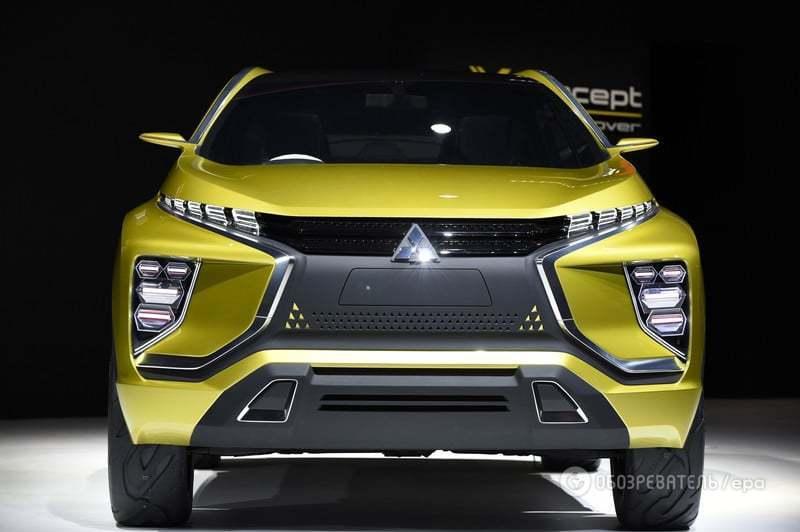 Токийский автосалон: так будут выглядеть Mitsubishi будущего