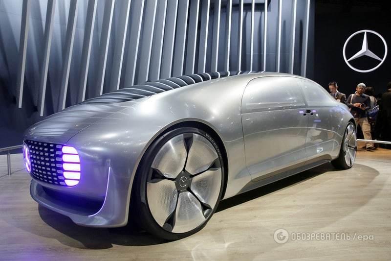 Токійський автосалон: ТОП-5 найбільш незвичайних автомобілів майбутнього