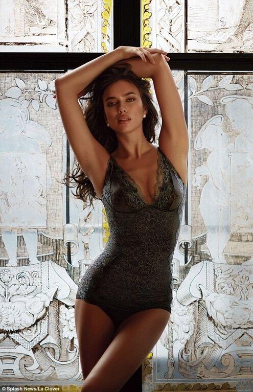Экс-невеста Роналду снялась в откровенной фотосессии
