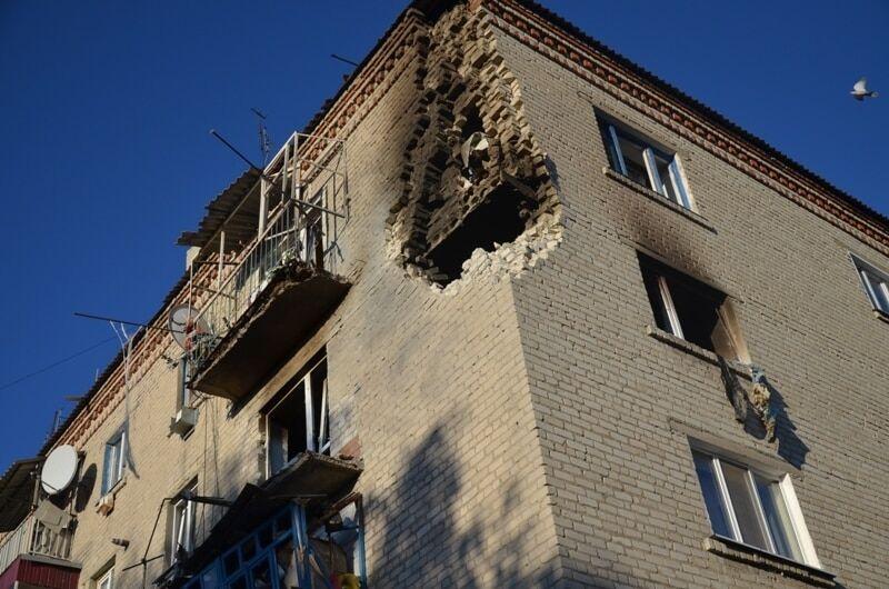 Сватово покинули около пяти тысяч человек из-за взрывов