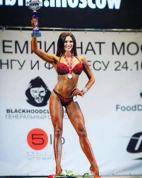 """""""Это ужас!"""": победительница фитнес-конкурса в России вызвала бурю возмущений в соцсетях"""
