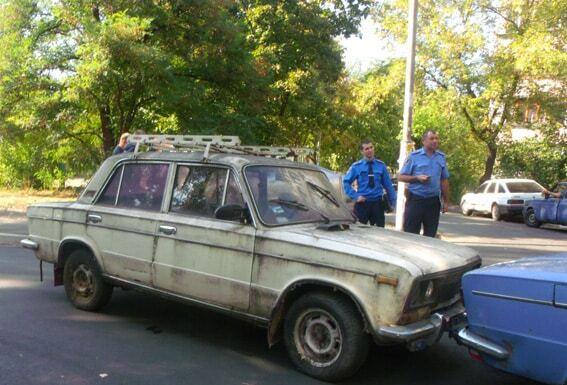У Києві студенти викрали автомобіль