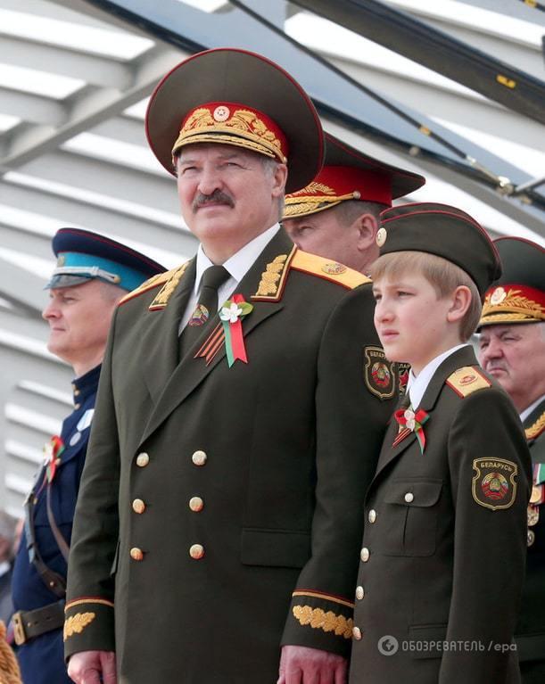 Запоминающееся детство: 12 мировых лидеров, в компании которых побывал 11-летний сын Лукашенко