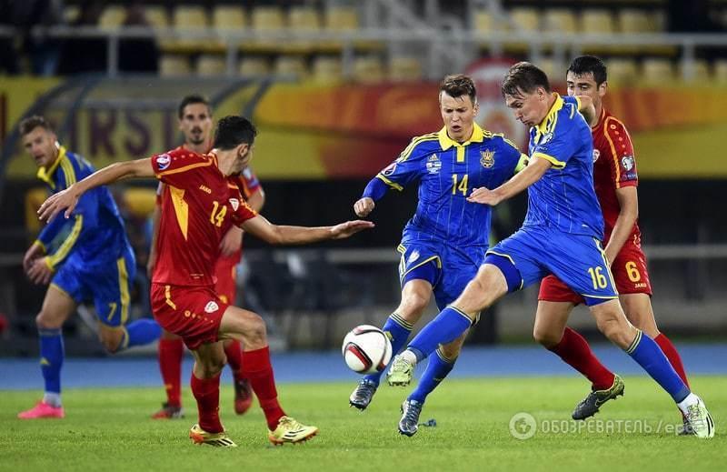 С чем мы идем на Испанию. 5 выводов после матча Евро-2016 Македония – Украина