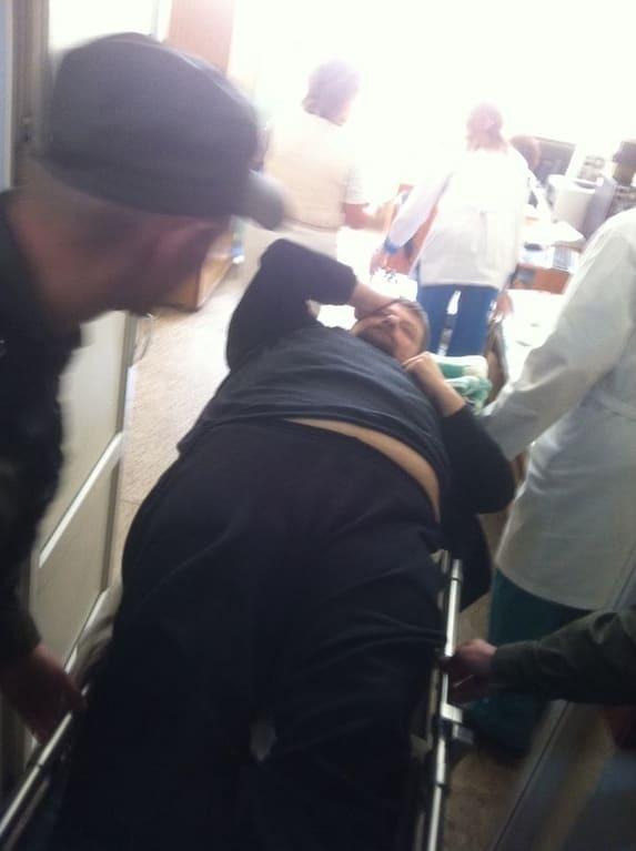 Мосійчука в лікарні взяли під озброєну охорону: опубліковані фото