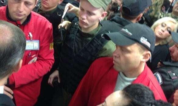 Мосійчука госпіталізували прямо з зали суду: опубліковані фото