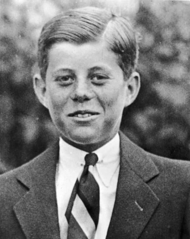 Как выглядели в молодости самые влиятельные люди в мире