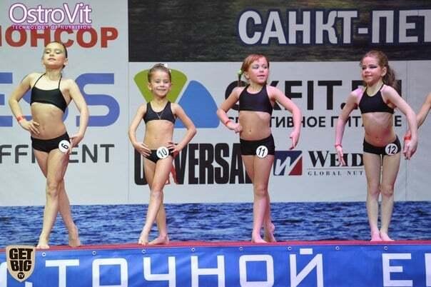 """""""Мечта педофила"""": детский фитнес-конкурс в России шокировал интернет"""