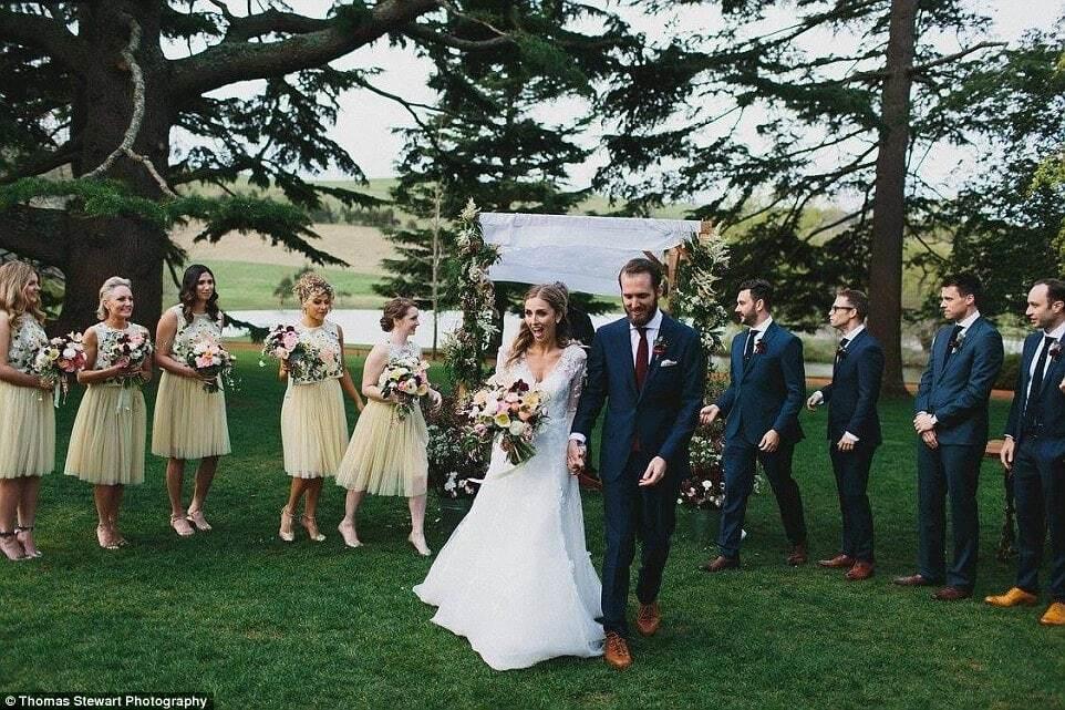 Adam viral wedding