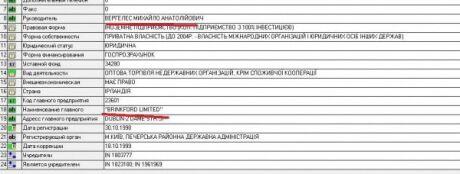 Газовые махинации Мартыненко связаны с неизвестным трейдером из Вены - расследование
